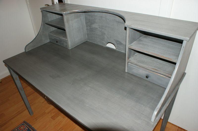 Nos vieux meubles r nov s relook s et patin s 2011 for Cire pour meuble peint